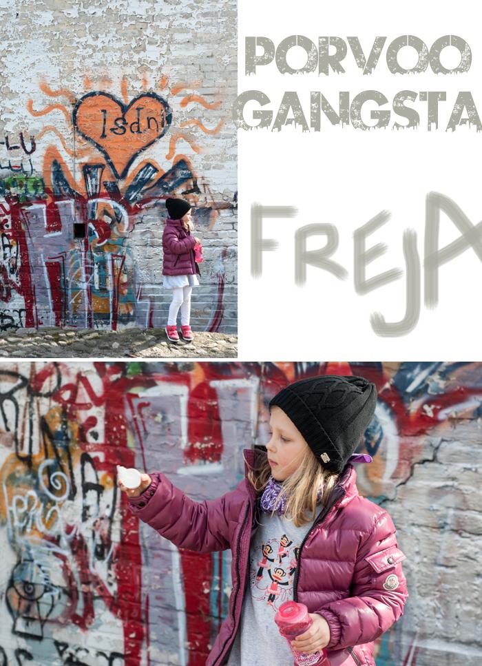 Porvoo gangsta